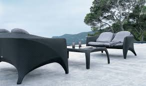 Dedon Outdoor Furniture by Three Designers Three Furniture Collections For Dedon Contemporist