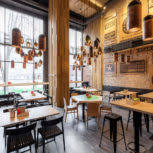 best ideas about rustic restaurant and gorgeous industrial decor