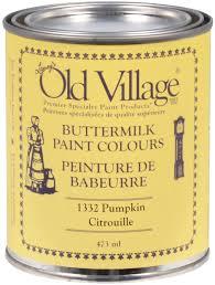 buttermilk paint old village