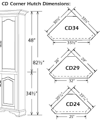 how to measure corner cabinets pin on cabinet