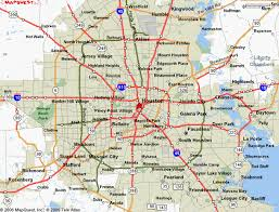 map of houston area map of houston tx area indiana map