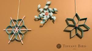 simply modern cookie cutter paper snowflake tutorial