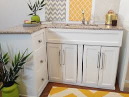 Furniture Kitchen Cabinets L Shaped Corner Kitchen Cabinets And Sink Dollhouse