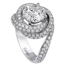 cartier engagement rings best 25 cartier rings ideas on emerald cut