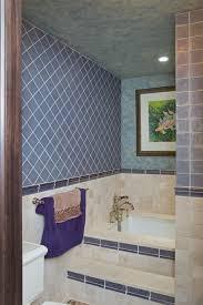 bath renovation on the level hall bath with soaking tub after condo renovation philadelphia