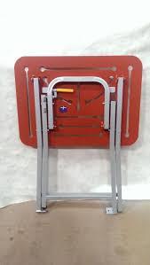 Folding Welding Table Welding Bench 800 X 580 X 6 U0026 2 X Clamps U0026 P U0026p