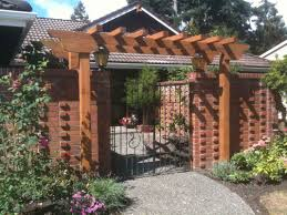 garden arbor trellis plans u2013 outdoor decorations