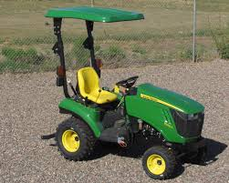 Lawn Tractor Canopy by John Deere 1023e Tractor Accessories The Best Deer 2017