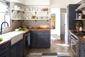 carreaux de ciment cuisine cuisine avec carreaux de ciment et crence cuisine dangle en cuisine