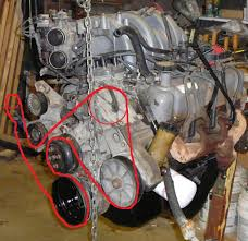Ford Explorer Water Pump - 95 351w air pump bypass question ford truck enthusiasts forums