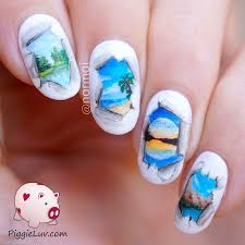 dragon nail art nails gallery