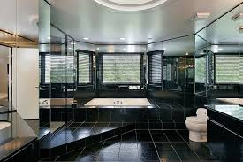 black and bathroom ideas 32 bathrooms with floors