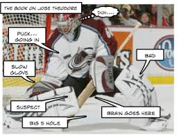 Hockey Goalie Memes - nw goalie preview comic edition
