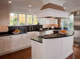 transitional kitchens designs remodeling htrenovations hardwood flooring and the wide entrance from the dining area provide this transitional kitchen design with an open feel