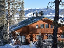 Log Cabin Luxury Homes Rustic Luxury Cabin Visit Winter Park Lodging
