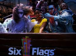 Six Flags Fear Fest Six Flags Fiesta Texas Presents Fright Fest Event Culturemap