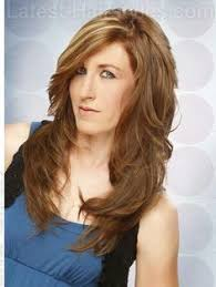easy shag long hair easy hairstyles for long straight fine hair hairstyle names my