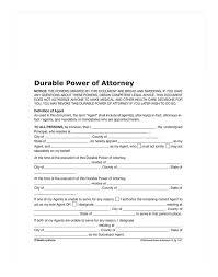 Missouri Power Of Attorney by Power Of Attorney Templates Virtren Com