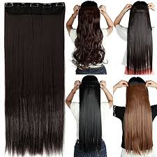 hair extensions in hair reecho 20 1 pack 3 4 curly wave in