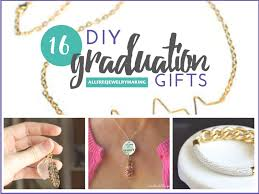 graduation gift jewelry 16 diy graduation gifts handmade jewelry projects to say congrats