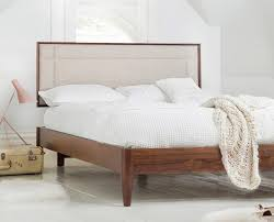 Headboard For King Size Bed Scandinavian Bedroom Design With King Size Bed Plus Wooden Bed