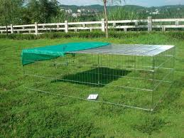 Large Rabbit Hutch With Run Safety Net Cover Sunshield Sun Shade Only Compatible For Vivapet