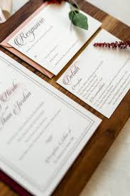 custom wedding invitations services custom wedding invitations servicing the northshore