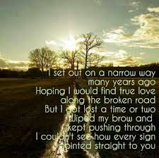 wedding quotes road quotes about broken road 46 quotes