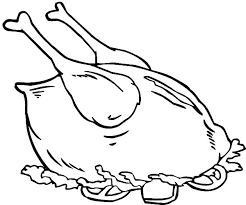 coloring page of a chicken free printable chicken coloring page for kids printable chicken