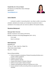 Driver Resume Sample Doc by Krizette Mae Ann Salazar Resume