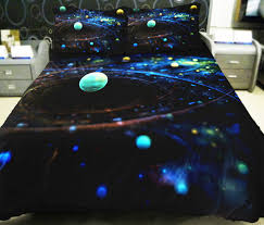 glow in the dark comforter ballkleiderat decoration
