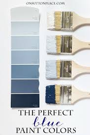 paint colors blue paint colors cream paint and paint swatches
