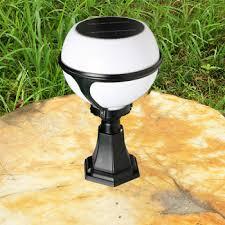 solar powered pillar lights 2016 latest solar powered pillar lights with led garden lights solar