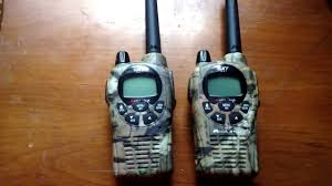 can walkie talkies pick up cb signals youtube