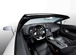 inside a lamborghini gallardo 2009 lamborghini gallardo lp560 4 spyder lamborghini supercars