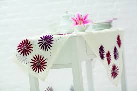 Beautiful Table Cloth Design House Interior And Furniture - Table cloth design