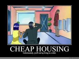 Cheap Meme - cheap housing anime meme com