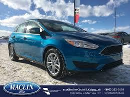 lexus used car calgary new 2017 ford focus se 4 door car in calgary ab 17fo0467