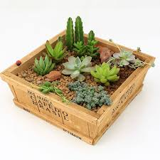 popular wood box planters buy cheap wood box planters lots from