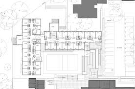 college floor plans gallery of robert menzies college student accommodation allen