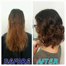 cut before dye hair what do you think of this before after color haircut by alma