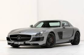 2011 brabus 700 biturbo mercedes sls amg review top speed