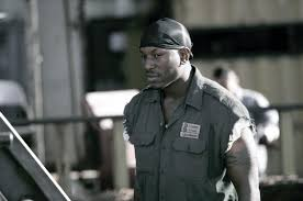 picture with tyrese gibson from death race