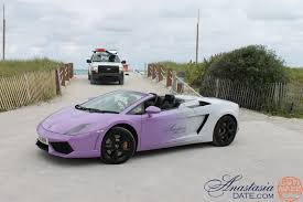 rally lamborghini have lambo will rally anastasiadate is ready for the gumball