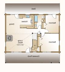 small house plans open home pattern