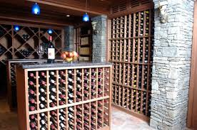 Wine Cellar Shelves - kit u0026 custom wine cellar gallery