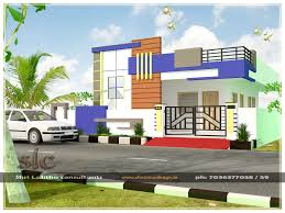 south indian single floor house plans arts