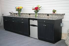 Great Outdoor Kitchen Cabinets Elaboration Ideas  Kitchen  Bath - Outdoor kitchens cabinets