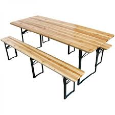 Folding Wooden Garden Table 42 Wooden Garden Bench And Table Set 4 Seater Wooden Bench And