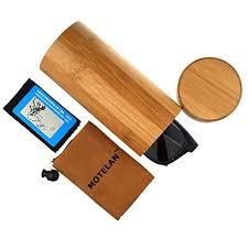 new polarized wood sunglasses layered skateboard wooden frame